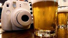#fujiinstax #cerveja #chopp #choppgelado