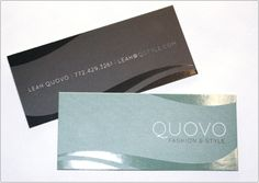 Spot uv business cards by vancouver based super printers is a leader slim spot uv business cards reheart Image collections