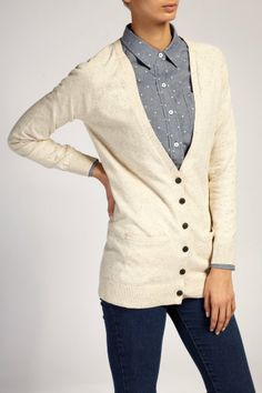 The Redgate Cardigan | Jack Wills