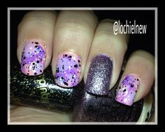 Picture Polish and OPI