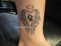 dog paw tattoo (23)