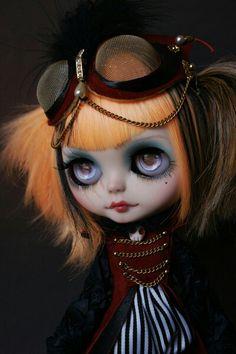 Blythe custom by Picara Roguedolls