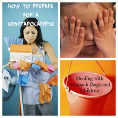 Tips to prepare for and handle the stomach bug in your home. Very good tips, I keep a vomit bucket in the bathroom under the sink cause airtime you get to throwing up and need the toilet too. Health And Nutrition, Health Tips, Health Fitness, Toddler Throwing Up, Stomach Flu, Sick Kids, Safety Tips, Health And Safety, Things To Know