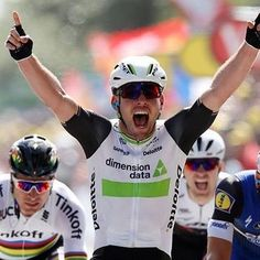 Mark Cavendish wins Stage 1 Tour de France 2016