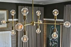 Awesome for above a dining room table. Apparatus Lighting