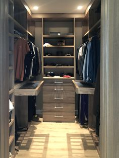 ensure that your closet will become a space that is functional, organized and totally stylish. Small Closet Design, Master Closet Design, Custom Closet Design, Master Bedroom Closet, Wardrobe Room, Wardrobe Design Bedroom, Wardrobe Door Designs, Closet Designs, Wadrobe Design