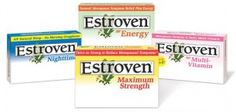 Estroven All-Natural Herbal Supplements for Perimenopause & Menopause Relief