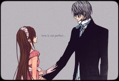 Yuki Cross and Zero Kiryu Manga Art, Manga Anime, Yuki And Zero, Yuki Kuran, Best Love Stories, Vampire Knight, Love Is Free, Anime Love, Anime Couples
