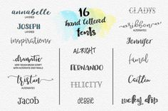 Incredible Script Fonts Package - 16 Hand Lettered Fonts - Instant Download - Digital Artwork by mormonlinkshop  5.00 USD  An elegant handwritten font great for all ages classes activities etc. Hang this now! The JPEG OTF(.otf) and TTF(.ttf) files will become available for instant download once your payment is confirmed. Once purchased this file may be printed as many times as you like for personal use. Please respect the copyright and don't distribute sell or share this digital file with…