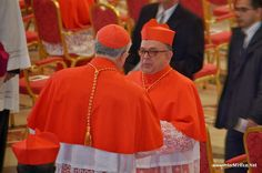 Consistory for the Creation of New Cardinals Cardinals, Chef Jackets, News, Dresses, Fashion, Vestidos, Moda, Fashion Styles, Dress