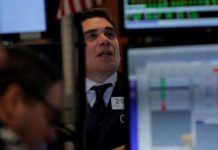 Stocks Stumble On US Policy Woes; Trumpflation Trades Suffer