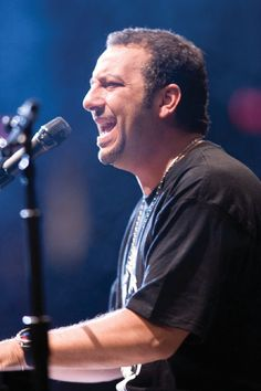 Clint Brown - Worship Leader and Pastor.  He's a good preacher AND can write some great worship songs.