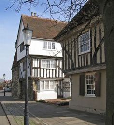 Arden's House, Abbey Street, Faversham, Kent.  The location of the real life story dramatised in the Elizabethan play Arden of Faversham, which some people believe Shakespeare had a hand in writing.  Still performed occasionally today. The Arden theatre in Faversham is named after him, and the play.