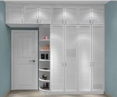 Завод прямой гардероб бесплатная установка шкаф-купе шкаф-купе целый гардероб на заказ на заказ - Taobao