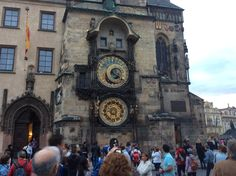 Astronomical Clock,Prague – Trrvel