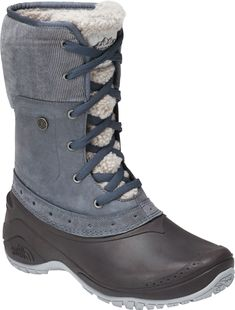 834949d45496 The North Face Women s Shellista Roll-Down 200g Waterproof Winter Boots