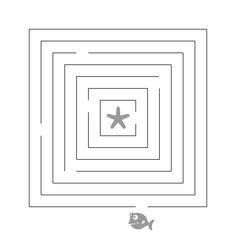Znalezione obrazy dla zapytania labirynt dla dzieci do drukowania