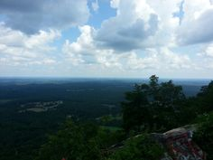 A view like no other. Currahee Mountain - Toccoa, Georgia