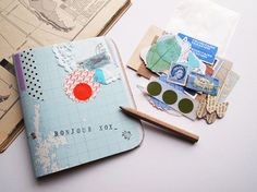 Mini Travel Notebook