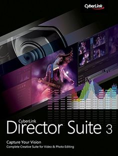 Cyberlink Director Suite 3 Master Collection  http://www.bestcheapsoftware.com/cyberlink-director-suite-3-master-collection/