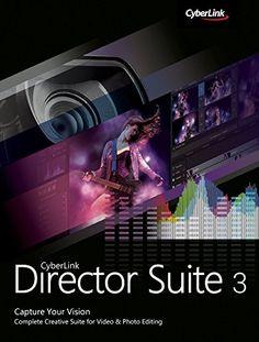 Cyberlink Director Suite 3 Master Collection  http://www.bestcheapsoftware.com/cyberlink-director-suite-3-master-collection/