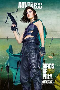 Rosie Perez, Jurnee Smollett-Bell, Mary Elizabeth Winstead, Margot Robbie, and Ella Jay Basco in Birds of Prey: And the Fantabulous Emancipation of One Harley Quinn Mary Elizabeth Winstead, Dc Movies, Comic Movies, Birds Of Prey, Marvel Dc, Dc Comics Peliculas, Cinema Tv, Pikachu, Mundo Comic