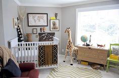 The Bergesons: James Safari Nursery
