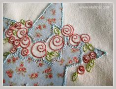 A trio of angels, and how to do Split Applique!