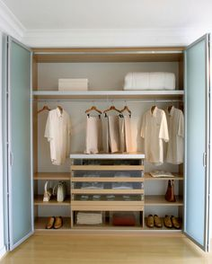 Closet Supplies for Small Apartments — Renters Solutions http://www.apartmenttherapy.com/closet-supplies-for-small-apartments-167786