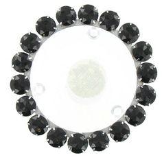 Black Gem Pillar Candle Plate | Shop Hobby Lobby/ perfume plate