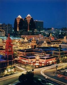 Kansas City, MO. (How I loved to see the Plaza Christmas lights lit ! )