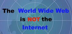 ¿Qué es la World Wide Web? es una charla TED subtitulada en español que aclara muchas dudas y entre ellas, algo que mucha gente a menudo confunde y cree que son la misma cosas: World Wide Web e Internet