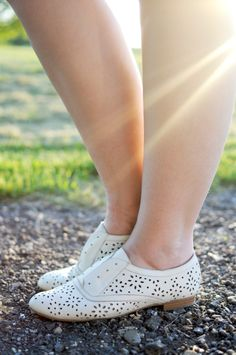 Perforated flats