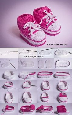 Child Knitting Patterns Crochet Baby Booties Crochet Baby Sneakers by Croby Patterns Crochet Child Booties Baby Knitting Patterns Supply : Crochet Child Booties Crochet Child Sneakers by Croby Patterns Crochet Baby Boot.Crochet Baby Sneakers by Croby Crochet Baby Boots, Booties Crochet, Crochet Shoes, Crochet Slippers, Love Crochet, Baby Booties, Baby Slippers, Knit Crochet, Knitted Baby