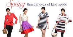 Kate Spade handbags quartet