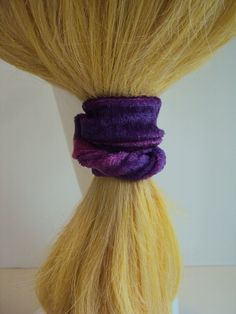 1/2 inch Large Pony tail holders for Thick Hair or by BandAHeads, $6.00