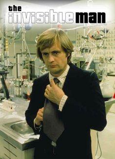 The Invisible Man, starring David McCallum, 1975