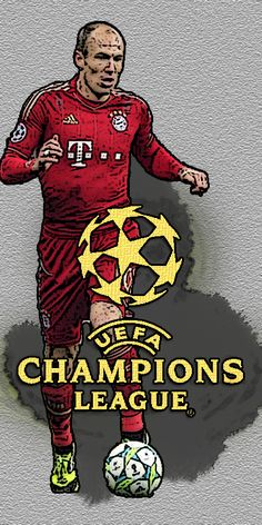 Arjen Robben champions league
