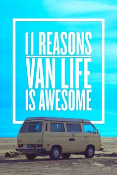 Why living the is surprisingly awesome Bus Life, Camper Life, Mini Camper, Van Dwelling, Rv Homes, Van Home, Living On The Road, Van Living, Sprinter Van