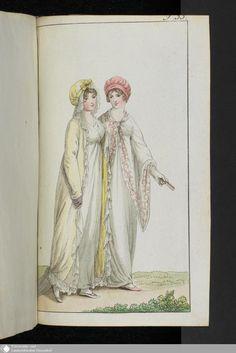 901 - Abschnitt - Journal des Luxus und der Moden - Seite - Digitale Sammlungen - Digitale Sammlungen