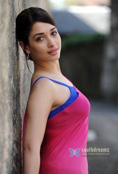 Tamanna Bhatia Sexy Saree