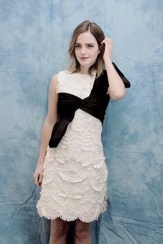 Emma Watson - Beauty and the Beast Press Conference in LA