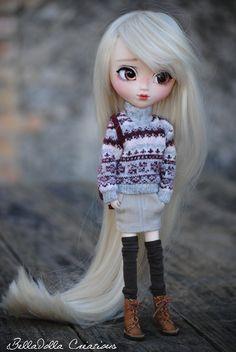Florette : pullip custom by BellaDolla