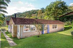 Reforma em sítio transforma 3 galpões em uma casa aconchegante - Casa
