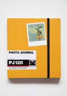 Illustrated Inspiration Photo Journal