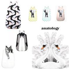 Anatology: prachtige en bijzondere slaapzakken! - Oh yeah baby!