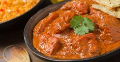 Indian-Inspired Recipe: One-Skillet Chicken Tikka Masala