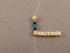 Queen of the Nile Swarovski Crystal Bracelet Free Beading Pattern