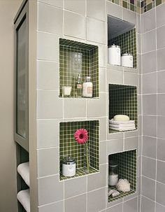 When you are as addicted to Bath and Body Works as I am... you can't have too much storage in the shower!!