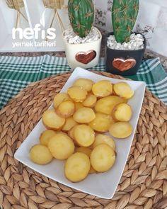 Tereyağlı Çıtır Patates - Nefis Yemek Tarifleri Cheese, Food, Meals, Yemek, Eten